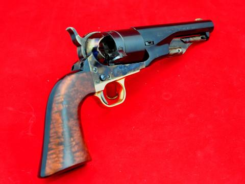 colt, 1860, cowboy, gun