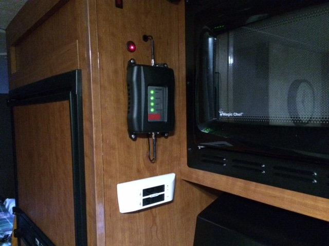 Cellular Booster And Wifi Booster Rv Install Rvb Precision